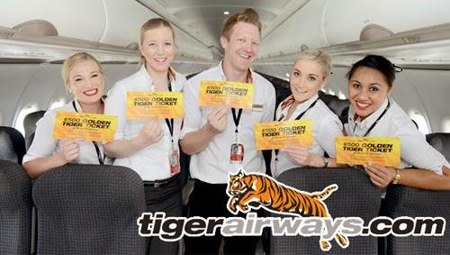 Những giải thưởng danh giá của Tiger Air