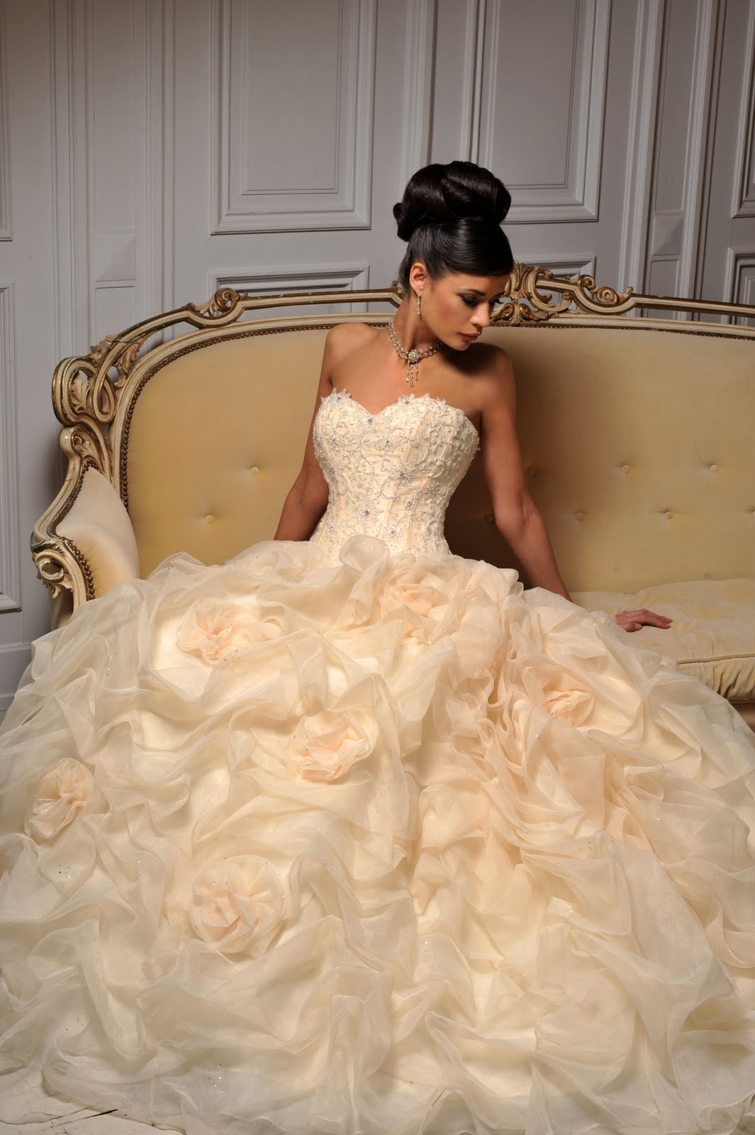 Has big fat gypsy wedding influenced the sales of bigger for Wedding dresses in sale