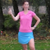 Tchibo running skirt: product review!