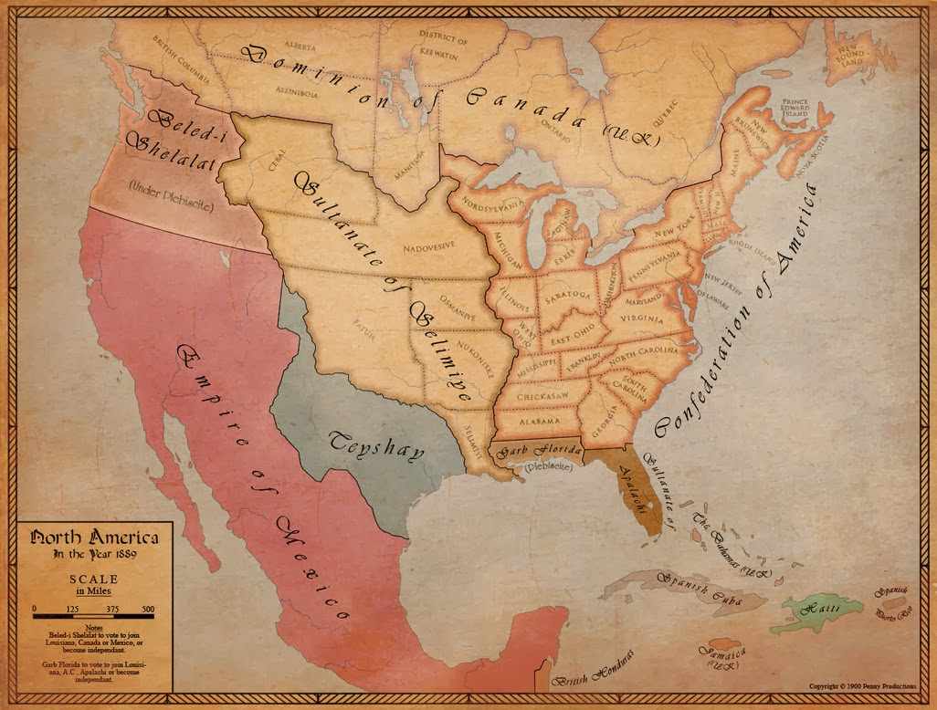 the map s pod is turkey buying louisiana from france instead of the united states creating a muslim empire in north america a little asb did the turks