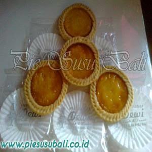 Penjual Pie Susu Di Bandung