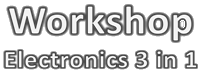 Workshop Electronics 3 in 1