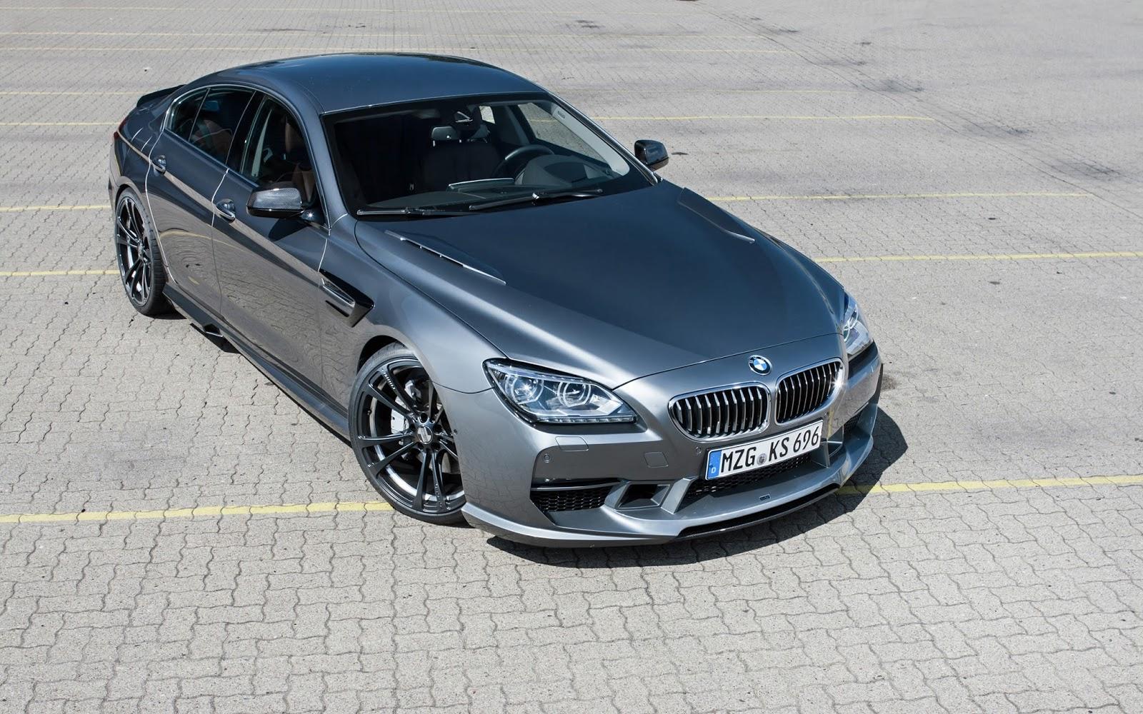 Modern Cars: BMW 6-Series Gran Coupe Kelleners Sport 2013