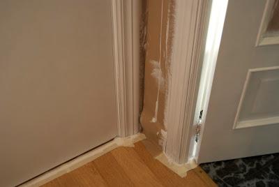 Perdida en tiffany 39 s mi primer regalo de navidad puertas - Puertas blancas lacadas o pintadas ...
