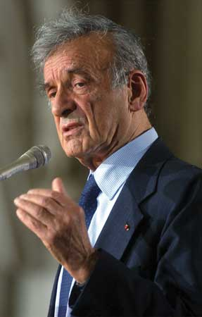 elie wiesel quotes. Elie Wiesel#39;s most famous