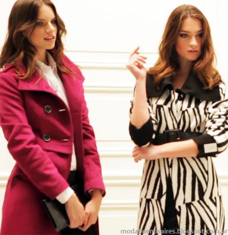 Markova tendencias invierno 2013 moda
