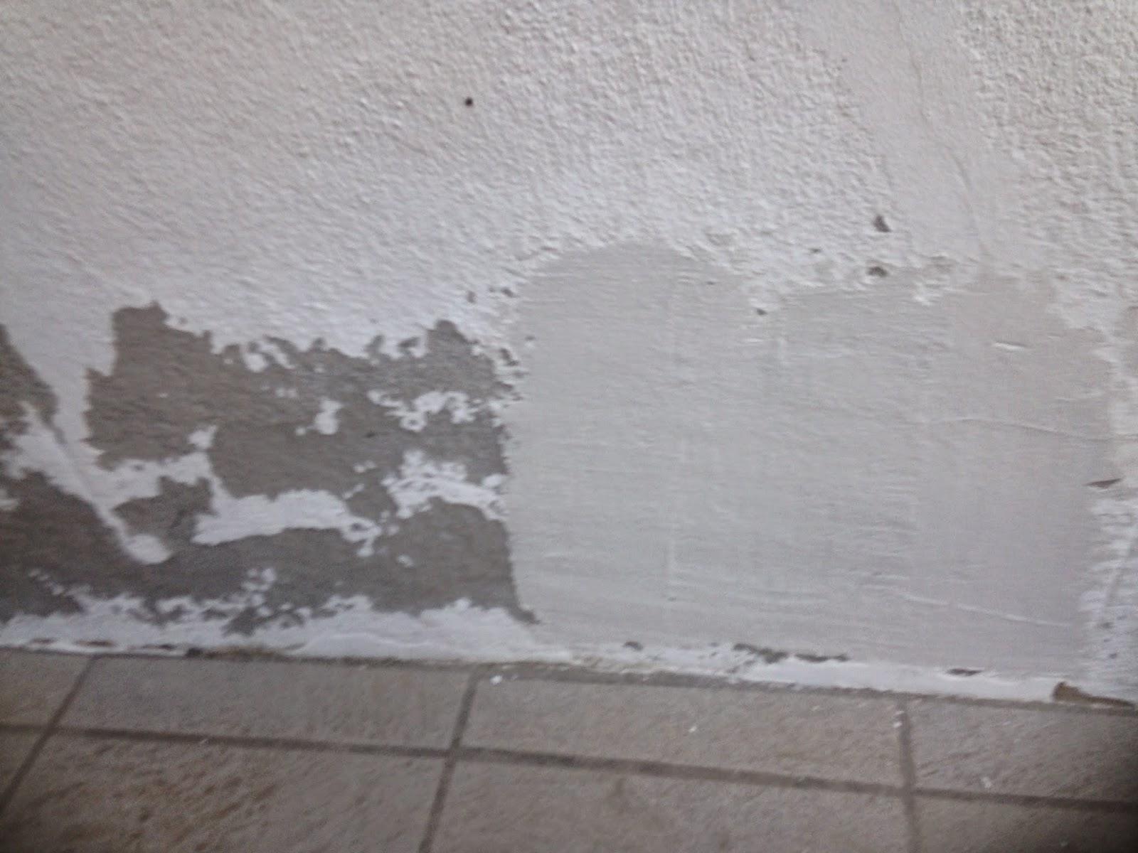Travaux faciles for Lisser un mur exterieur