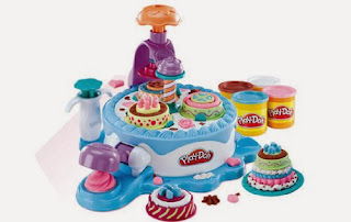 Sweet Shoppe Cake & Ice Cream Confections 40+ Accessories + 10 Cans of Play Doh