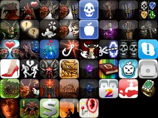 Diablo III - Horadric Cube icons