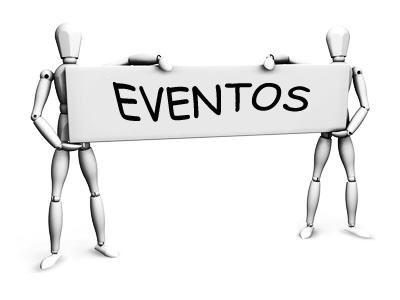 Confira os EVENTOS