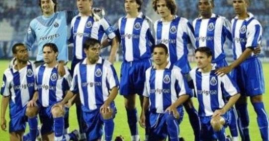 Paixão pelo Porto  A «foto do dia» - FC Porto 2003 04 db57cdd6e0104
