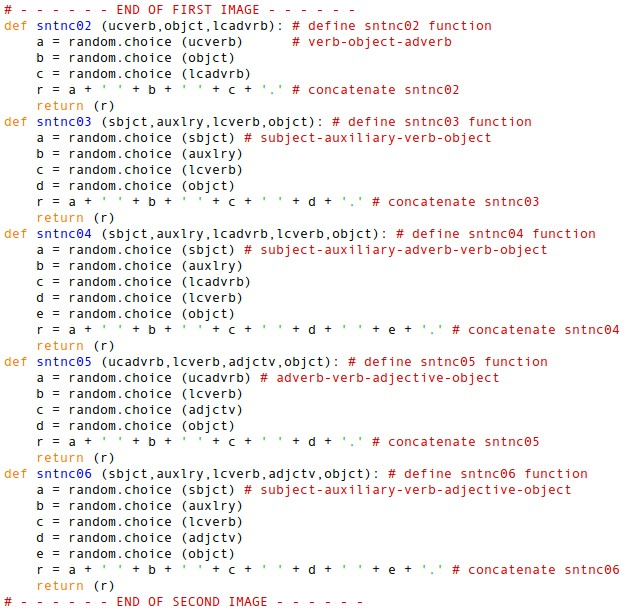 how to call a function another function python