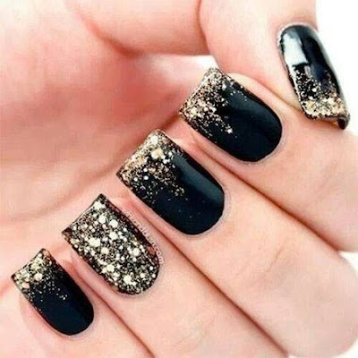 All The Pictures Of Nail Polish And Art Designs Are Exclusive New Year 2016 Showing Different Ideas For Beginners