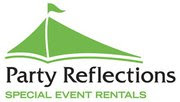 Equipment Sponsor- Party Reflections