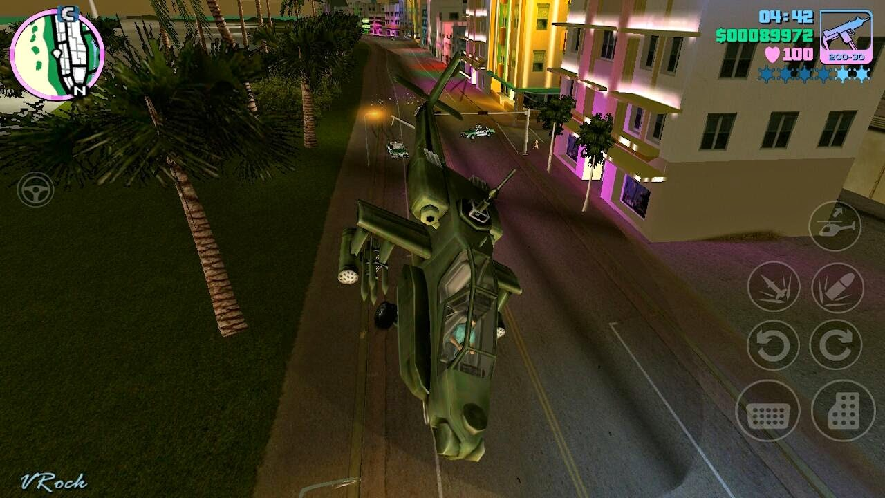 Grand Theft Auto Vice City APK