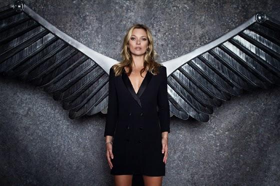 Kate Moss Basement FLY 2014