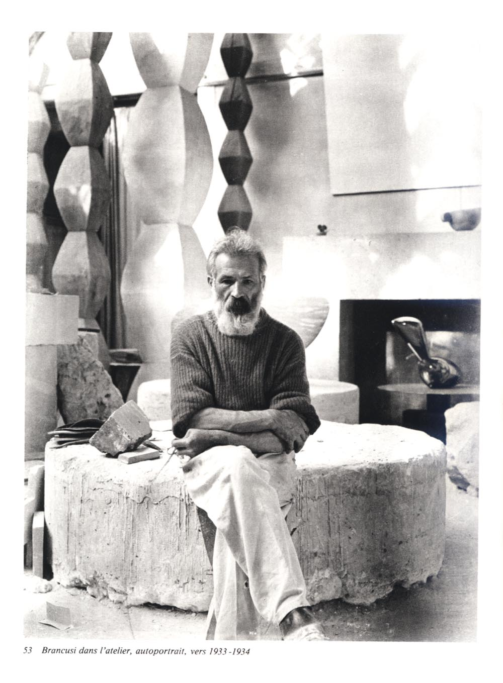 On a Day Like Today, Romanian Sculptor Constantin Brâncusi, was Born