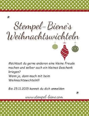 stampin up weihnachtswichteln, wichtelgeschenke stampin up, stampinup wichteln, stempel-biene, weihnachtsgeschenke basteln