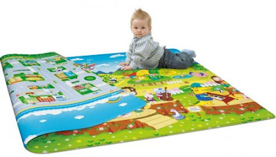 Playmat - Ide Kado untuk Bayi yang Baru Lahir