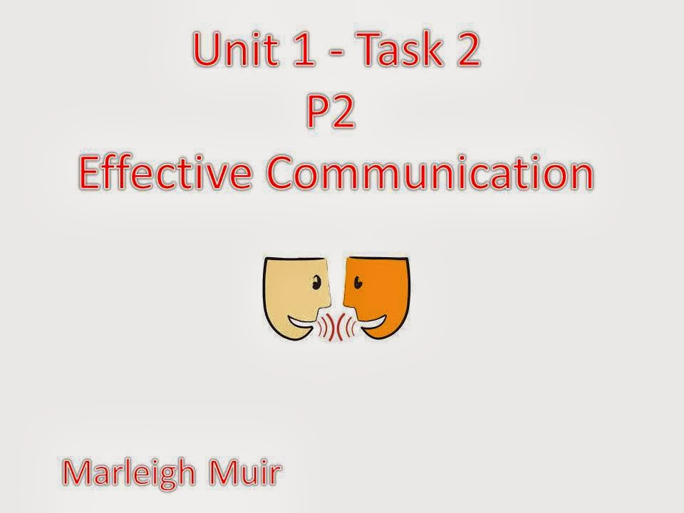 p3 unit 1 effective communication There are ways that these communication barriers could be overcome in a way that would create effective communication  health and social care level 3 unit 1 p3.