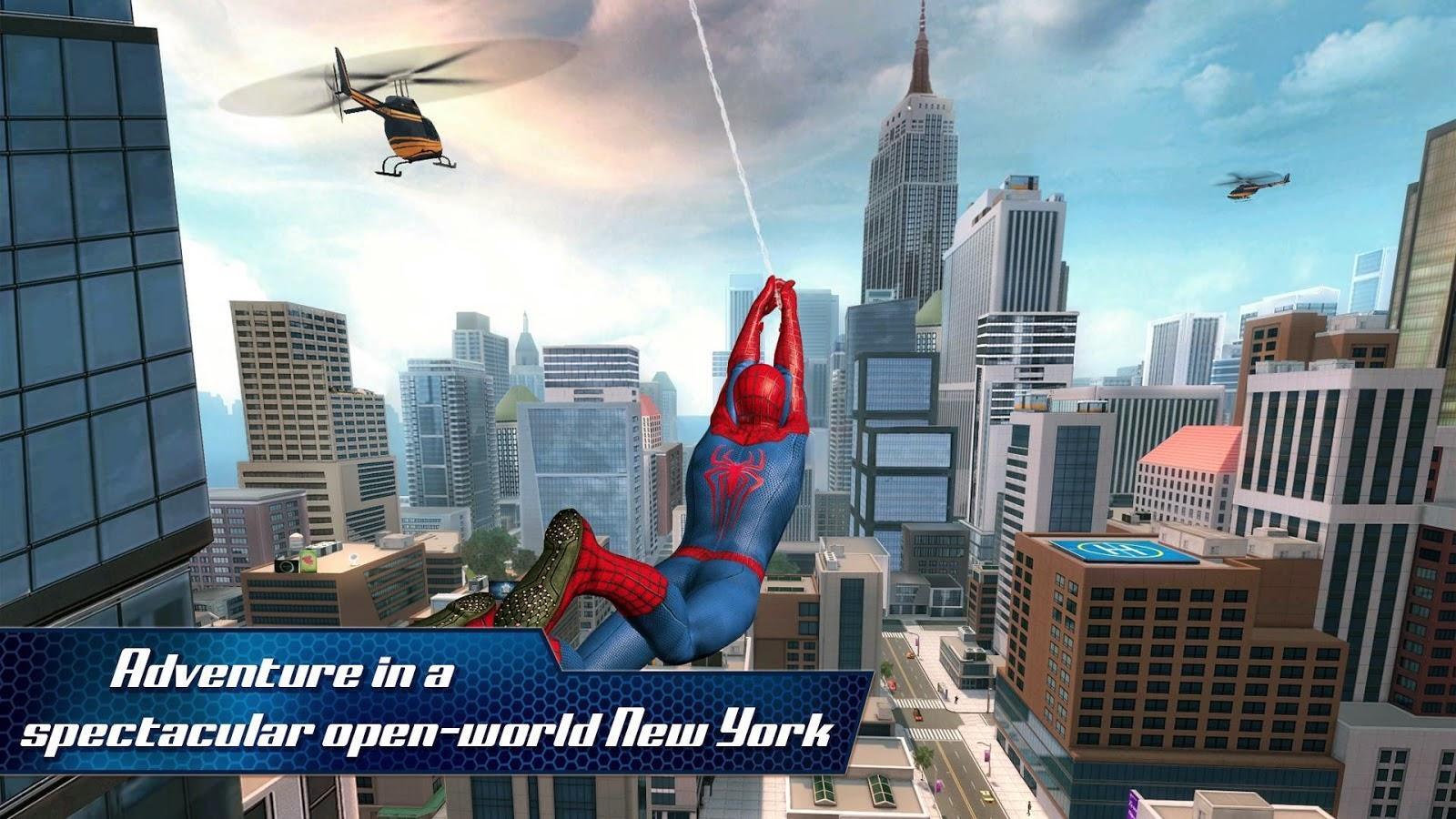 The amazing man 2 игру java spider