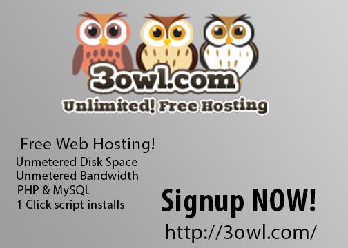 3owl hosting gratis
