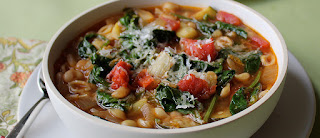 Minestrone vegetariano light