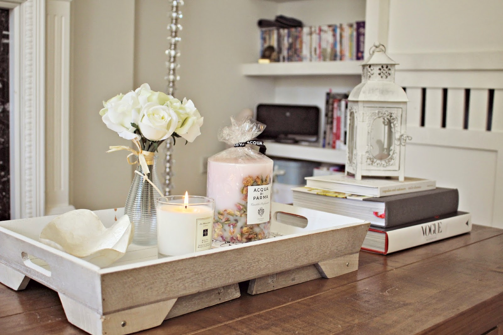 how to style a coffee table - fashion mumblr