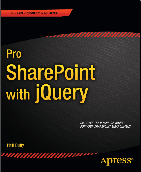 apress pro sharepoint with jquery