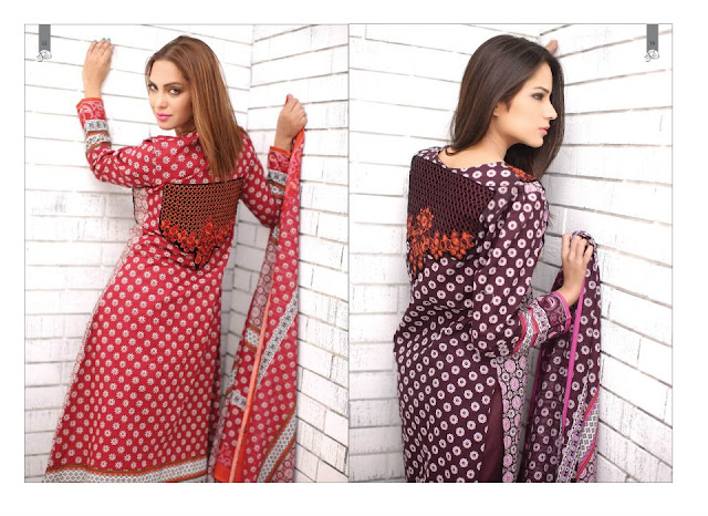 RabeaDesignerLawnwwwShe9blogspotcom252852529 - Rabea Designer Lawn Collection | Embroidered Lawn Collection of 2