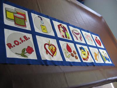 School Charity Banner