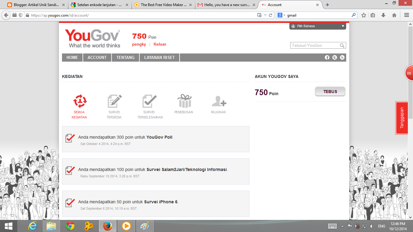 Yougov home