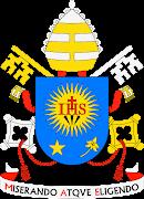 Escudo de armas del Papa Francisco papa francisco
