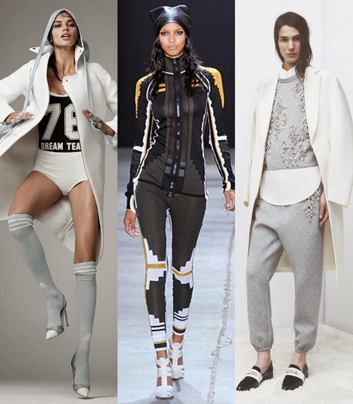 Moda -  ténis, blusões, fatos desportivos, acessórios desportivos