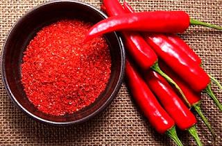 manfaat makanan pedas, menjaga kesehatan tubuh dengan makanan pedas, makanan pedas bermanfaat
