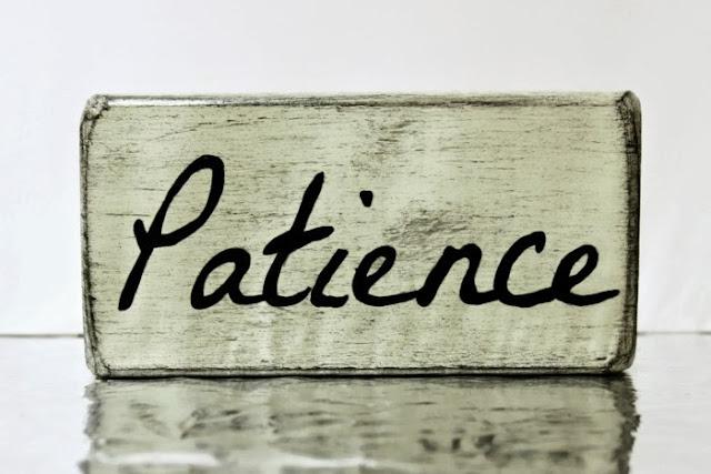 Patience block