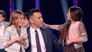 Índigo y Toñi finalistas de La Vos Kids 2015