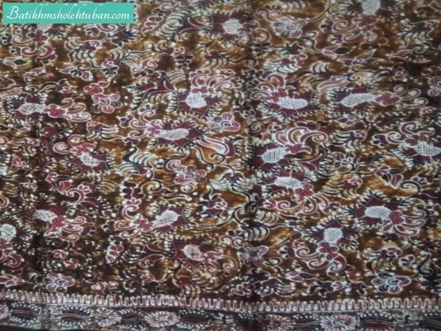 Kain Sutera Batik Tuban 3011L