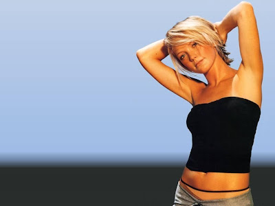 British Girl Hannah Spearritt Wallpaper