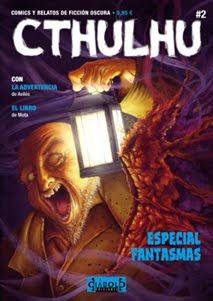 "REVISTA CTHULHU #2 ""El Hambre, un agujero infinito."" (2008)"
