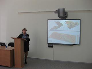 Використання геоінформаційних систем та дистанційного зондування землі. Фото №18 з конференції.