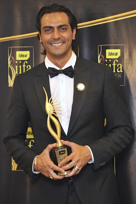 Arjun Rampal with 2009 International Indian Film Academy Awards photos Pictures