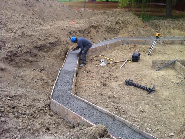 Solargon homes august 2012 for Stem concrete