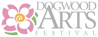 dogwood arts festival, logo, dogwood arts festival market square art fair