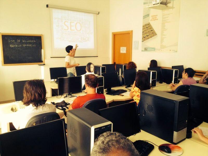 business blogging scrivere per il web e farsi notare inbound marketing lezione lisa de leonardis