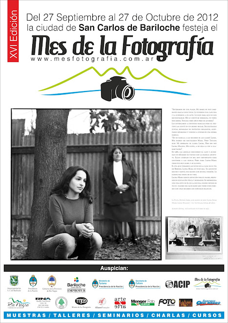 ADN, historias de aparecidos en el mes de la fotogarfía en Bariloche 2012