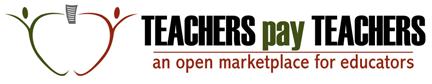 My Teacherpayteachers store