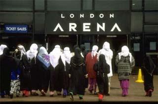 Tahun 2030 Muslim Di Inggris Lebih Besar Dari Kuwait