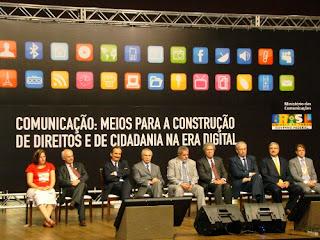 1ª Conferência Nacional de Comunicação