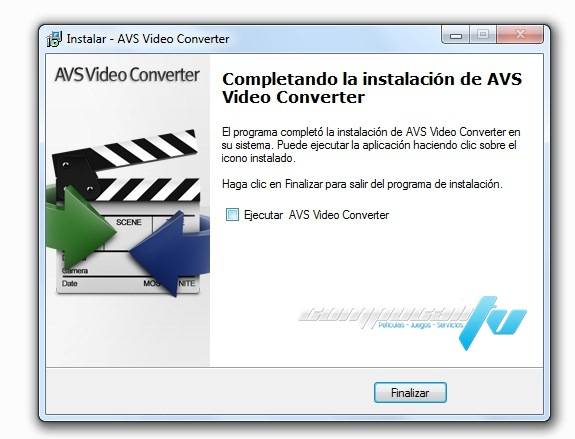 AVS Video Converter Español